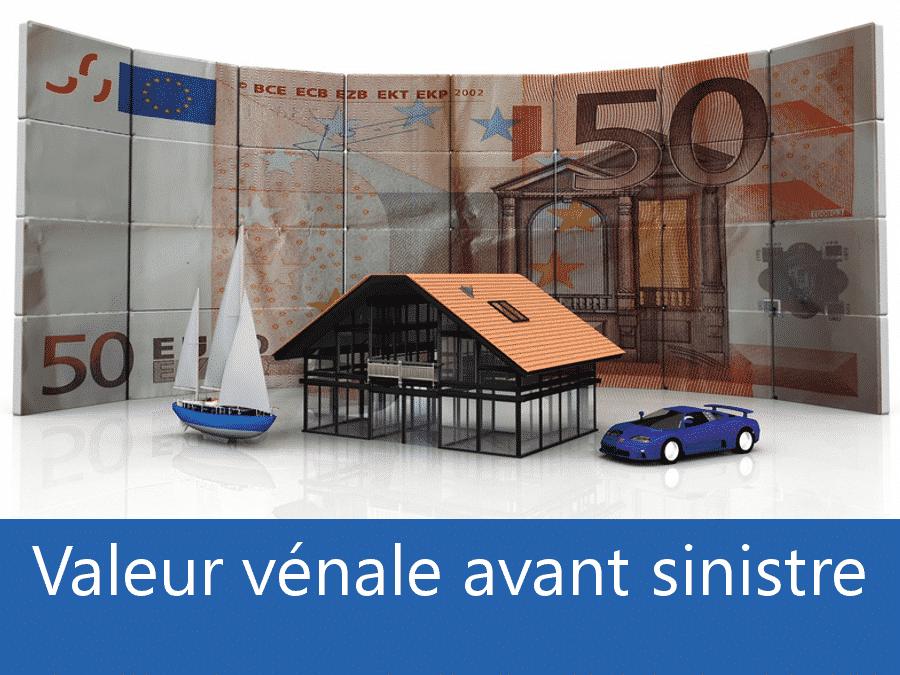 Valeur vénal avant sinistre Strasbourg, valeur des biens assurance 67, expert valeur vénale Strasbourg,
